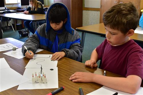 Ozobot Class