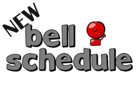 Bell Schedule Change to 2020-2021