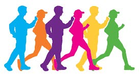 Work Out Wear Spirit Day is Friday, September 27.