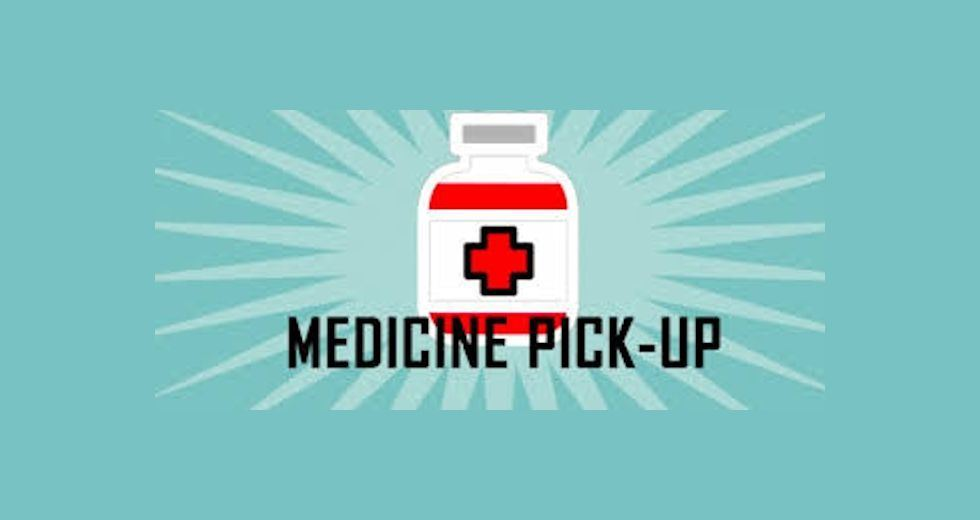 End of Year Medication Pick-Up & Renewal