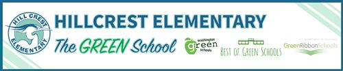Image of Hillcrest Green School Banner
