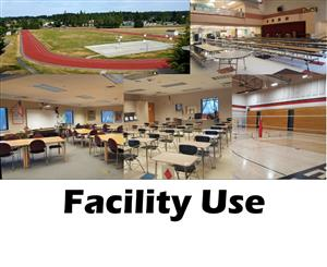 Track, Commons, Library, Classroom and Gym