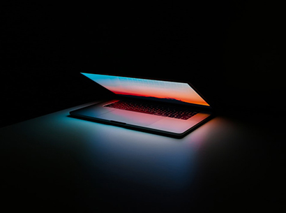 Cool image of a computer