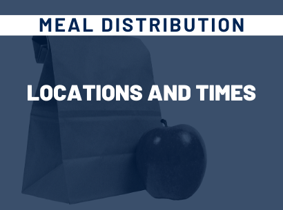 Meal Drop-Offs and Times