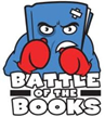 Battle of the Books graphic